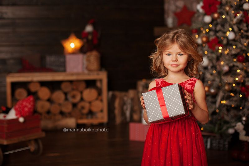 Новый год для Алиныphoto preview