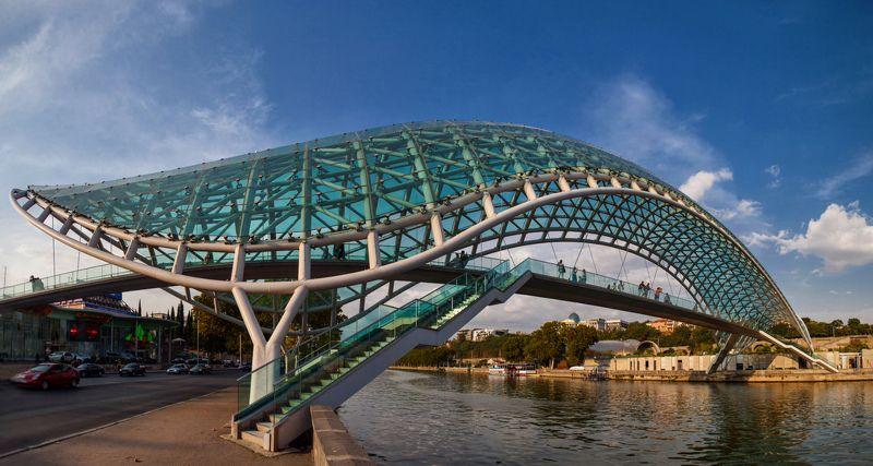Мост Миру. Тбилиси.photo preview