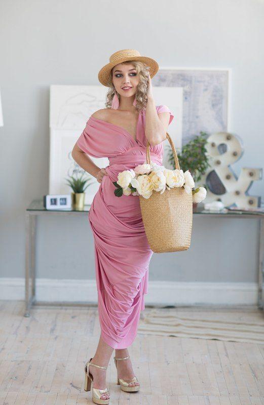 девушка, розовое, барби, красота, нежность, весна Ульянаphoto preview