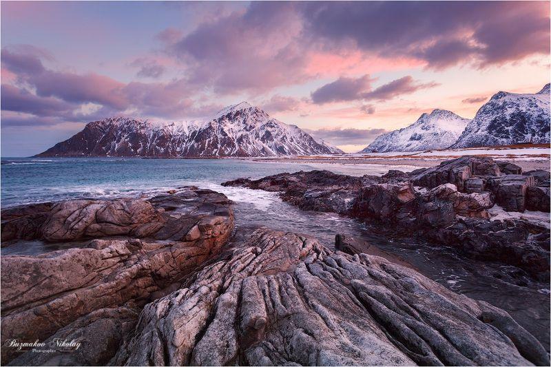 lofoten. islands.norway. ***photo preview