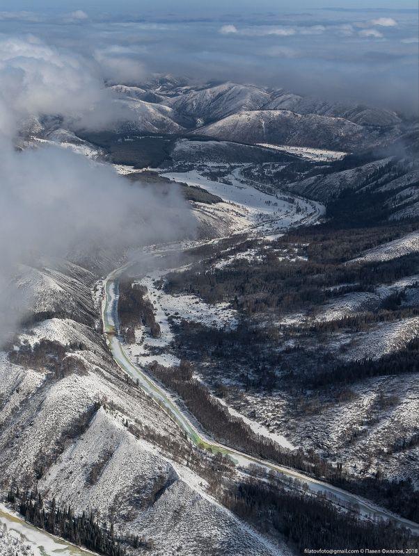 алтай, сибирь, колывань, река белая, алтайский край Белаяphoto preview