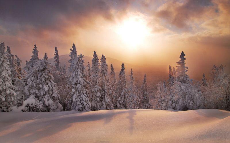 южный урал уреньга Солнечные сумеркиphoto preview