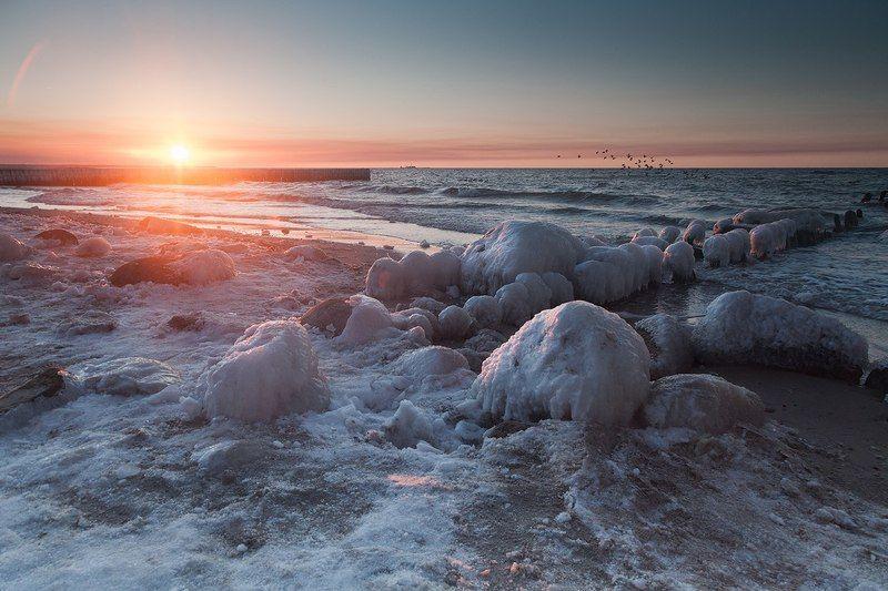 балтийское море, зеленоградск ***photo preview