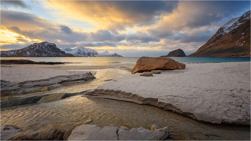 lofoten islands.norway. На закате...photo preview