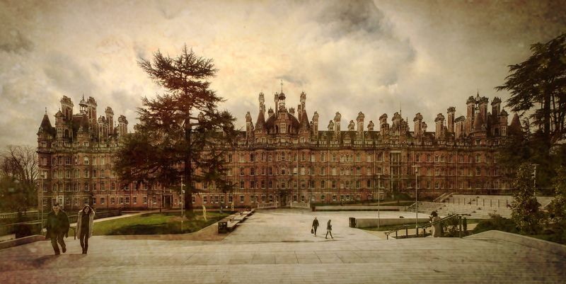 Royal Holloway, University of London, Founder\'s housephoto preview