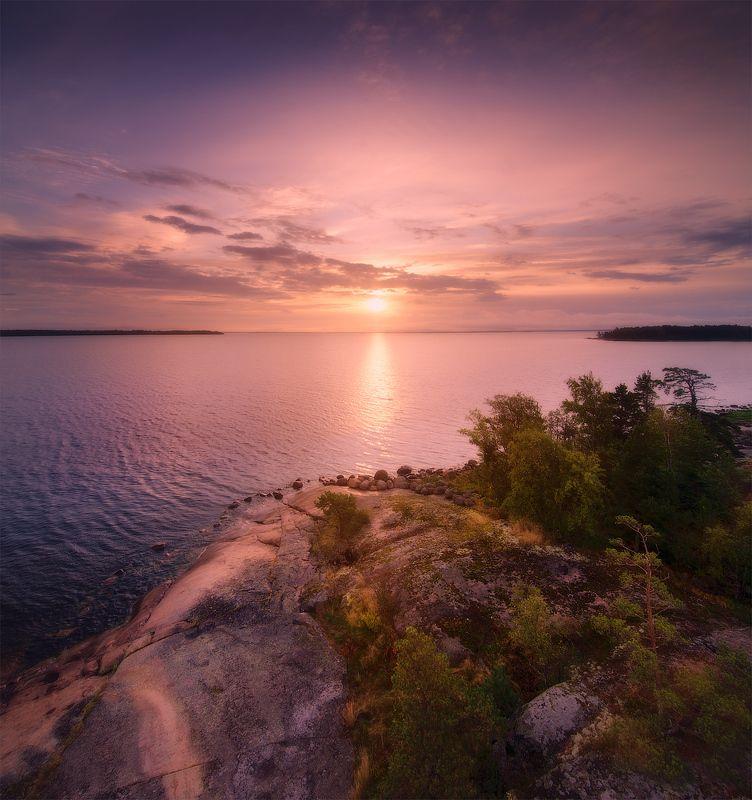 рассвет, море Долгожданный рассвет на Маячномphoto preview