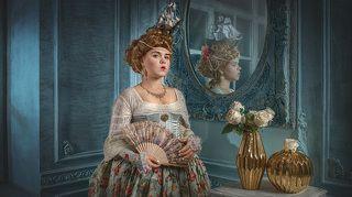 Будуар Марии-Антуанетты