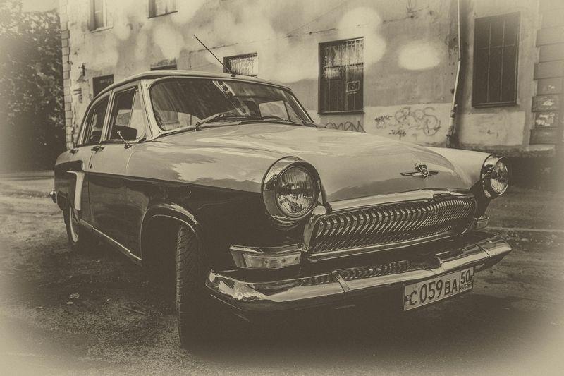волга, газ 21, орехово-зуево, дом со шпилем ГАЗ 21photo preview