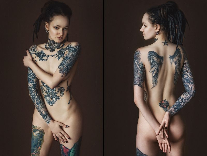 vilione Tatoogirlphoto preview
