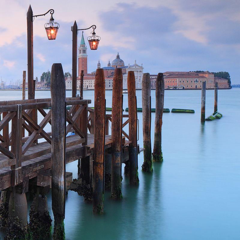 италия, венеция, пейзаж, морской пейзаж, рассвет, italy, venice, seascape, sunrise Рассветphoto preview