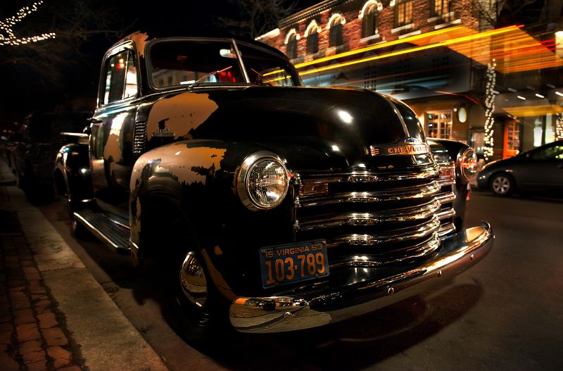 1953 Chevy 3100 Truck 1953 Chevy 3100photo preview