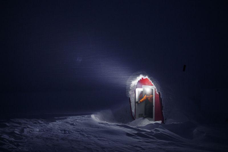 Маньпупнер, Северный Урал, Коми, пейзаж, ночь, Вологодская грань Горный модульphoto preview