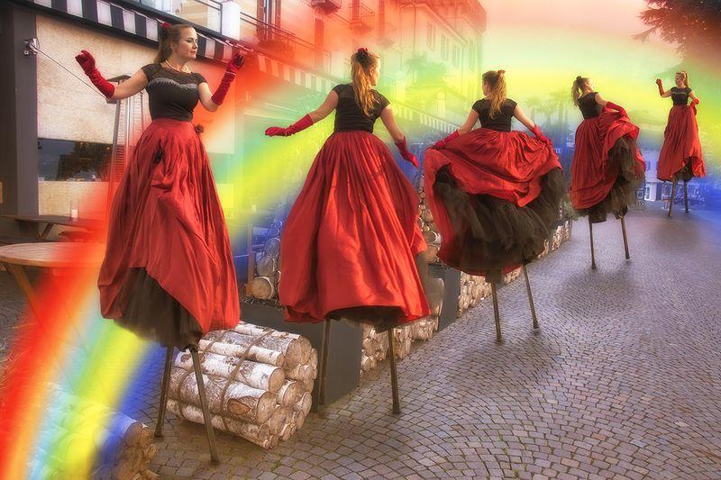 Повелительницы радуги - Sovereigns of a rainbowphoto preview