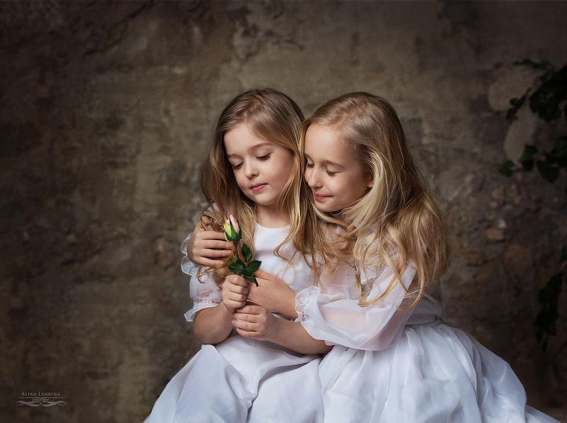 портрет, ребенок, девочка, семейное фото, алина ланкина ***photo preview