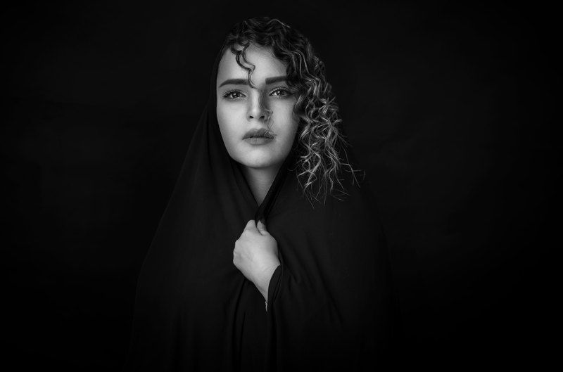 Iranian hijabphoto preview