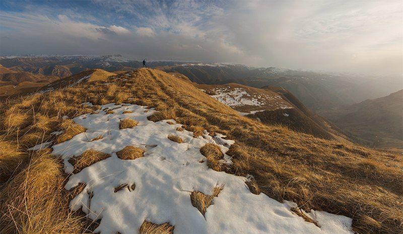 кавказ, эльбрус, весна Предгорье Кавказаphoto preview