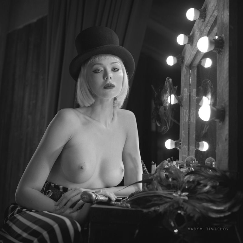 nude, art, black and white, beauty, portrait *****photo preview