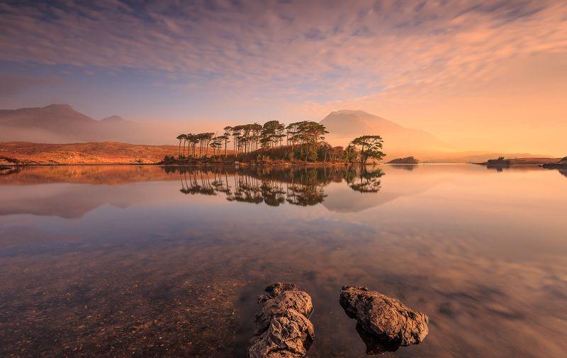Connemara, Galway, Ireland, longexposure, sunrise, senset Connemaraphoto preview