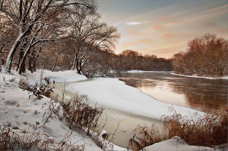 Осенние краски зимыphoto preview