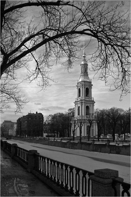 колокольня,никольский,собор,морской Колокольняphoto preview