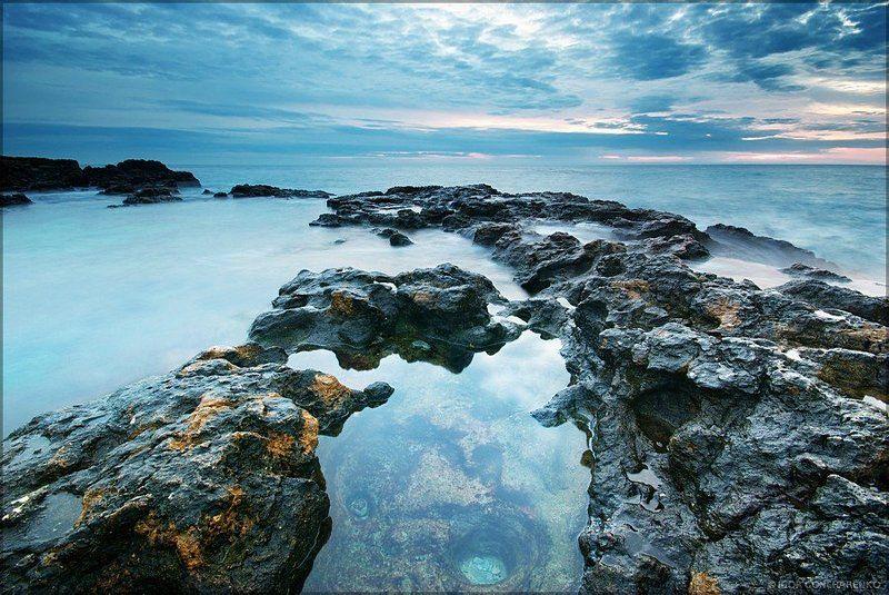 море, пейзаж, крым, закат, photo preview