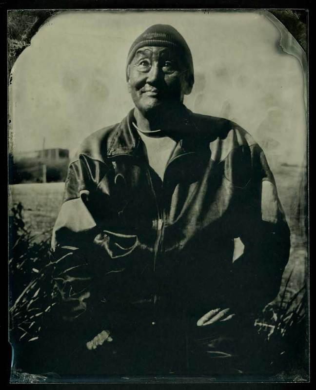 wet, plate, collodion, ambrotype Сын слепого эвена.photo preview