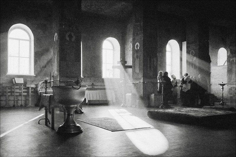 мурманск, крещение, репортаж Крещение.photo preview