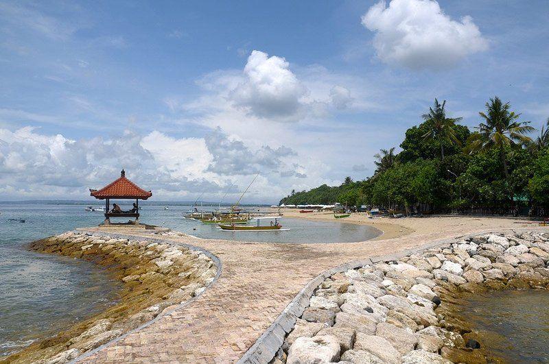 индонезия, бали, берег, море Бали, берегphoto preview
