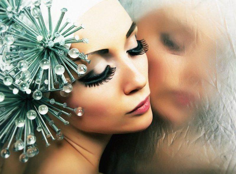громоватая ирина, модель настя рудковская, гламур, модель, портрет ***photo preview