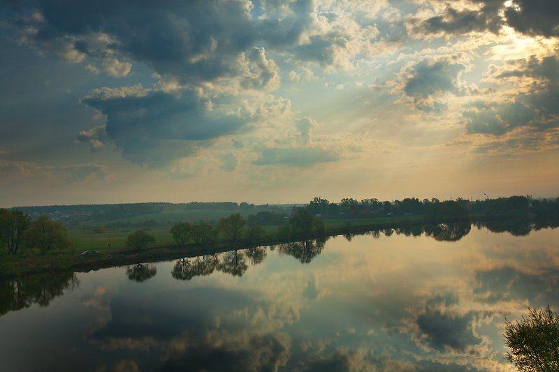 москва, река Утро туманноеphoto preview