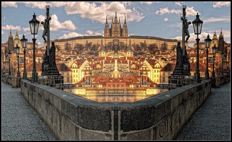 Прага зазеркальнаяphoto preview