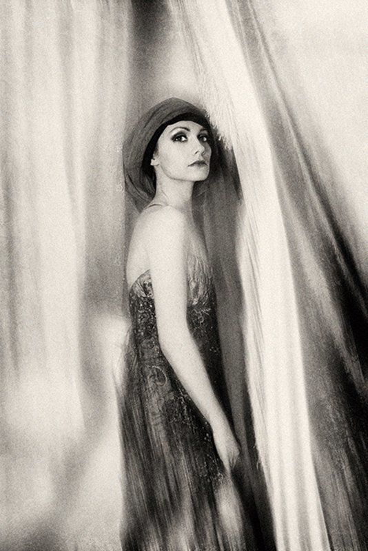 портрет, девушка, женщина, арт Опиумные ночиphoto preview