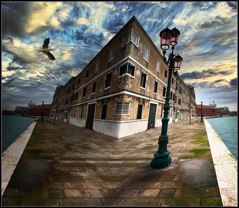головокружительная Венецияphoto preview