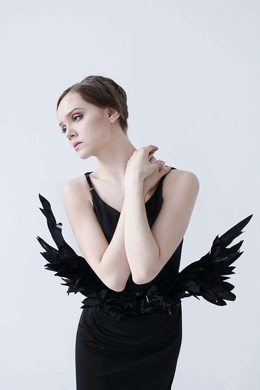 girl, ballerine, ballet, design, dress, sensuality, tenderness, beautiful Wings of sensualityphoto preview