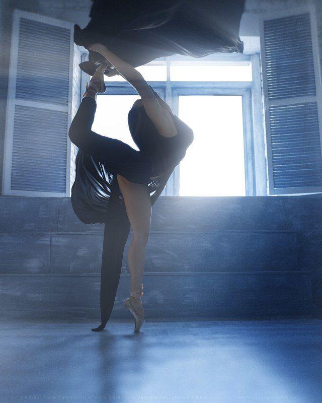 A sombre dancephoto preview