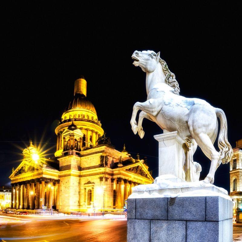 архитектура, манеж, исаакиевский собор, санкт-петербург Архитектура Санкт-Петербургаphoto preview