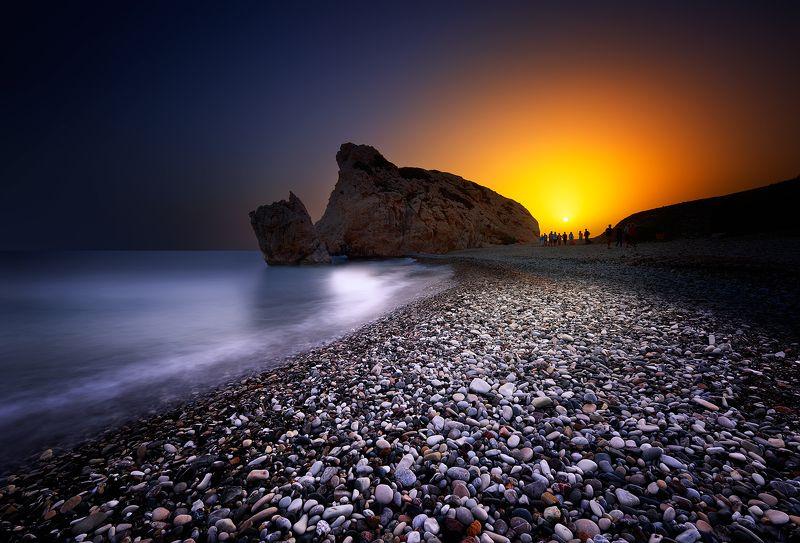 petra tou romiou, cyprus, paphos, rocks, goddess, Aphrodite  Petra tou Romiouphoto preview