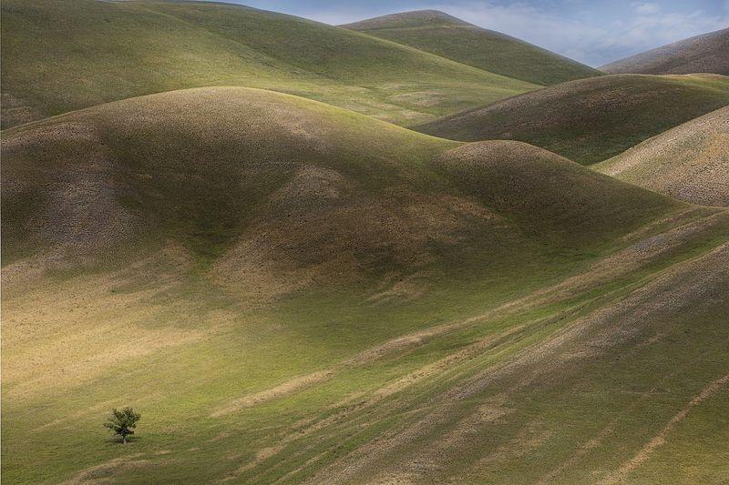 пейзаж, горы, природа, landscape, mountains, hills, russia Долгие горыphoto preview