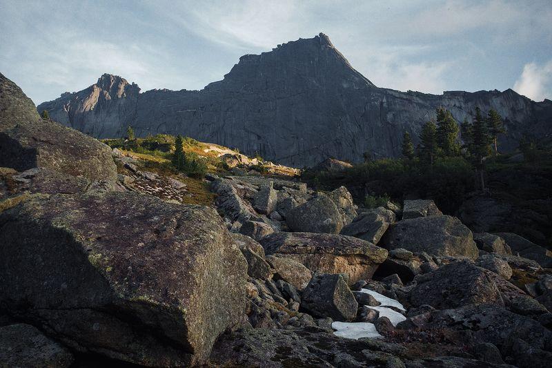 ергаки, саяны, сибирь, россия, закат, озеро, лазурное, красота, горы, пейзаж, тайга Ергакиphoto preview