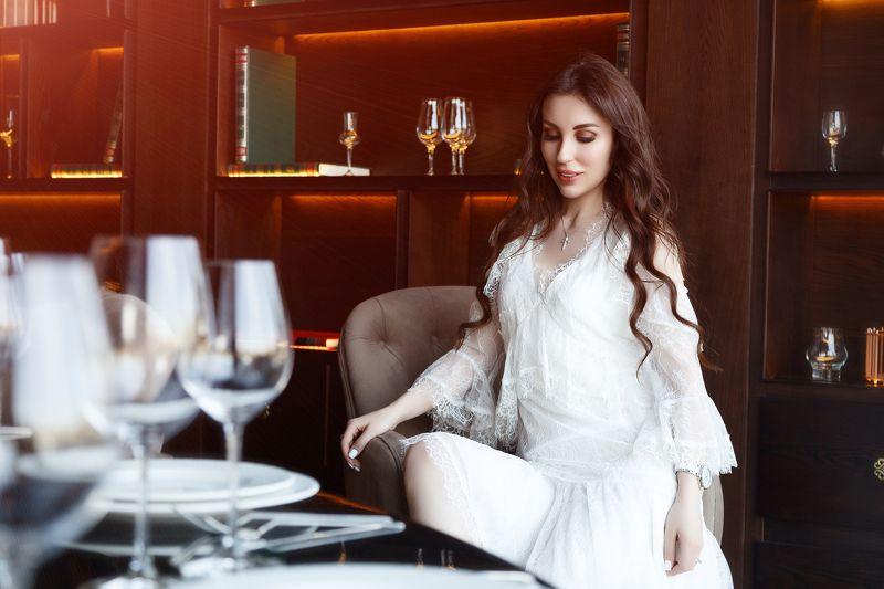 ресторан, фото, фотосессия, женщина EFIRphoto preview