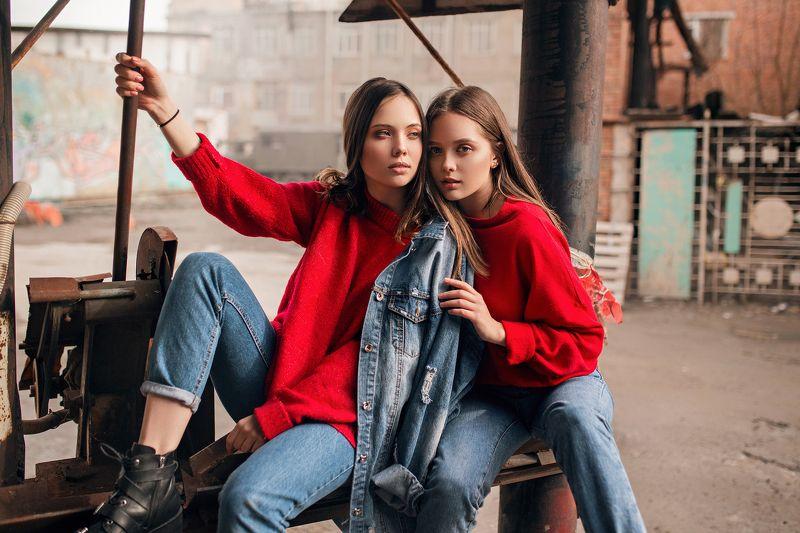 Аня и Кристинаphoto preview