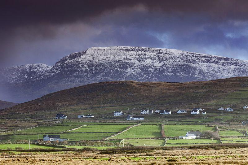 ирландия, горы, пейзаж, ireland, mountains, landscape Ирландский пейзажphoto preview