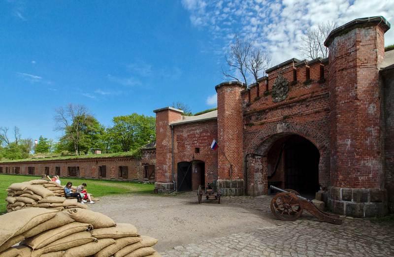 Форт Дёнхофф(Калининград-Книгсберг)photo preview