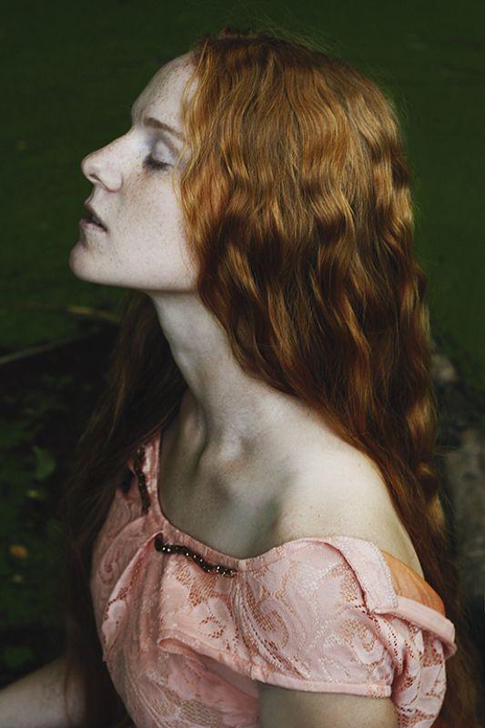 ophelia, girl, model, design, elegance, preraphaelites, redhair Opheliaphoto preview
