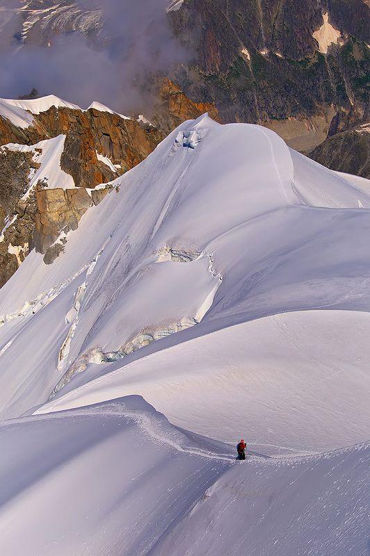 mont blanc, горы, франция, путешествие, монблан, пейзаж В окрестностях Mont Blancphoto preview