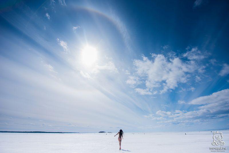ню, море, лед, Михаил Решетников, пустыня, снег, сибирь, Новосибирск апрельское мореphoto preview