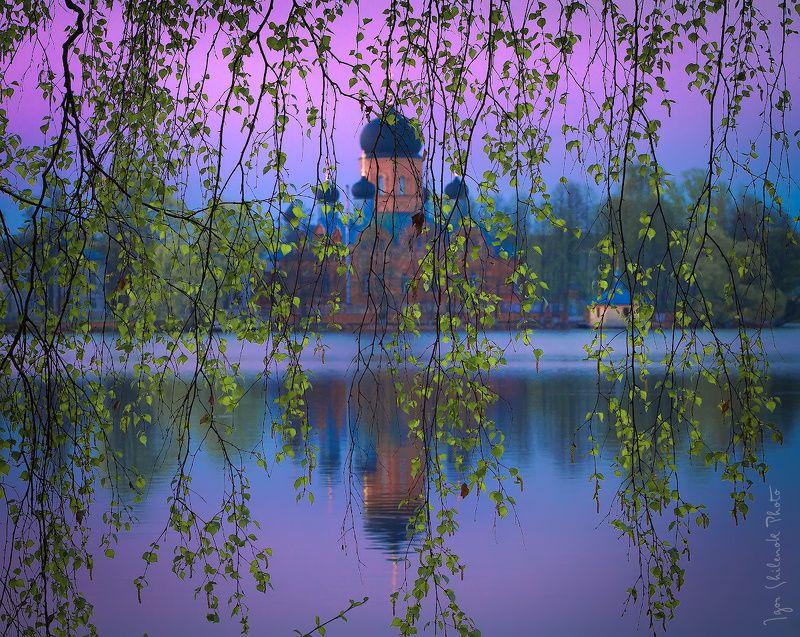 Весна на озере Вятскомphoto preview