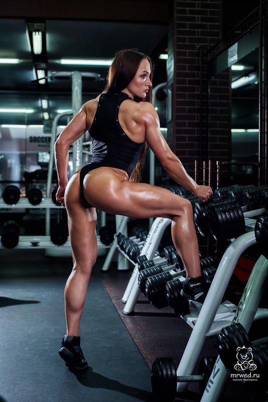 кач, бодибилдинг, мускулы, Михаил Решетников, Нововсибирск женский бодибилдингphoto preview