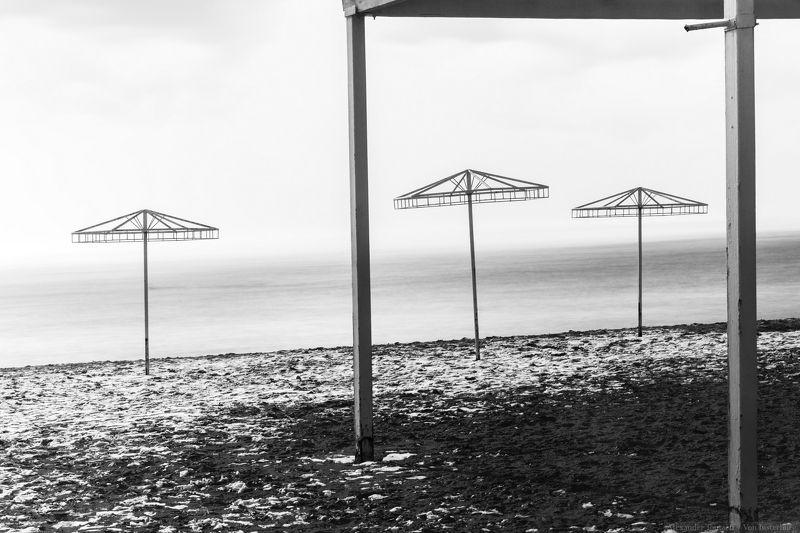 море, пейзаж, ч/б, монохром,seascape, sea, monochrome, blackandwhite, ***photo preview