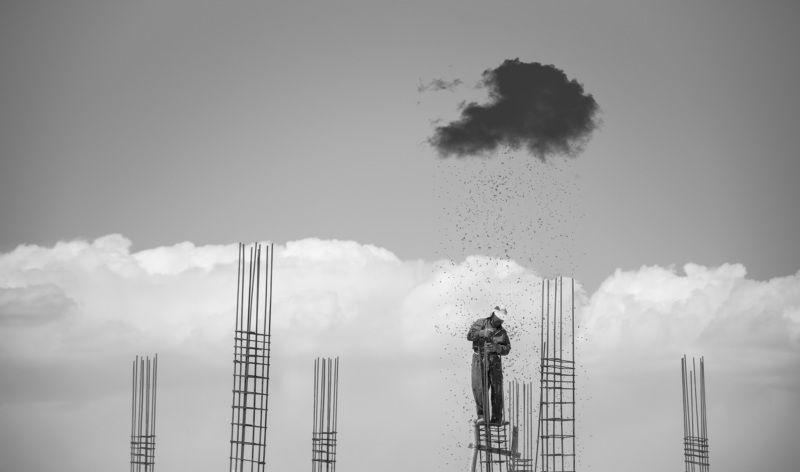 #hasantorabi #conceptual #fineart #blackandwhite #black #cloud dark fortunephoto preview